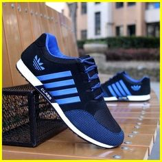 2016 New Men Outdoor Air Walking Shoes Breathable Sport Fashion Man Driving casual shoes Classic Trainer shoes zapatillas hombre Tenis Nike Casual, Zapatillas Casual, Running Sneakers, Running Shoes For Men, Mens Running, Mens Fashion Shoes, Sneakers Fashion, Sport Fashion, Sneakers N Stuff