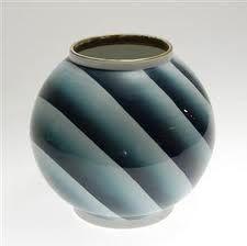 Vare: 1487763 Nora Gulbrandsen- vase for Porsgrund Porselen, Vase, Nordic Design, Modern Classic, Art Deco, Ceramics, Functionalism, Furniture, Porcelain Ceramics, Eggs
