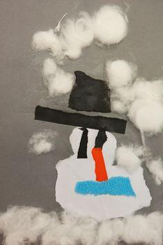 Sneeuwpop scheuren