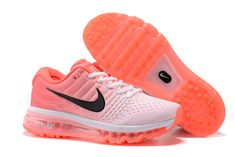 New And Cheap 2017 Nike Air Max 2017 Running Shoes white light red dc185973c287