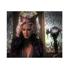 Maleficent Once Upon a Time found on Polyvore