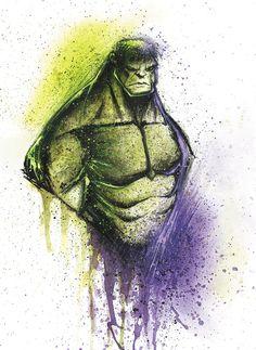 Hulk by Rob Duenas