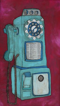 Mixed Media Painting by Jenni Horne