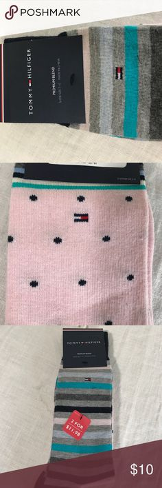 Tommy Hilfiger Men's Premium Blend Dress Socks Tommy Hilfiger Men's Premium Blend Dress Socks Tommy Hilfiger Underwear & Socks Dress Socks