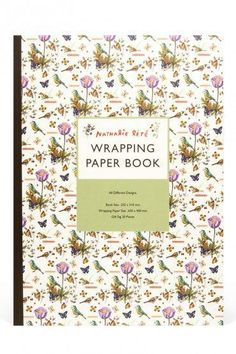 Nathalie Lete Wrapping Paper Book