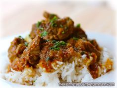 Middle Eastern Lamb Stew – Phase 3