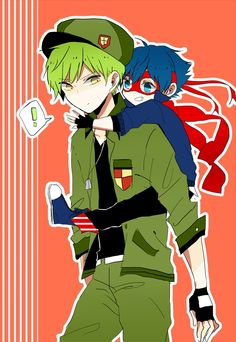 Happy Tree Friends (HTF)- Flippy and little Splendid #Anime