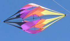 Robert Brasington - Tasmania - Wind Auger Kite.  Workshops.