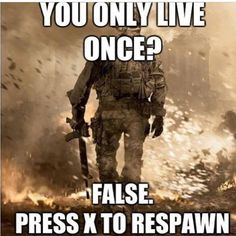 Funny Call of Duty meme!