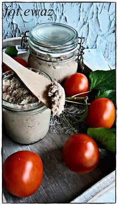 Ewa w kuchni: Pasztet drobiowy - ekspresowy