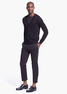 Moda de Hombre   MANGO Pantalones chinos  Classic Men´s style