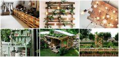 100 de idei noi si creative pentru a refolosi paletii din lemn  V-am pregatit o surpriza: nu mai mult, nici mai putin de 100 de idei noi si creative pentru a refolosi paletii din lemn. Sunteti