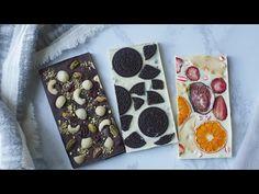 해피발렌타인~[바크초콜릿 :Bark Chocolate] 오레오초콜릿, 견과초콜릿.과일초콜릿 [우미스베이킹:그녀의베이킹] - YouTube