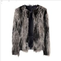 Fashion faux fur coat Size:XS,S,M,L,XL,XXL Size choose, pls check the picture.