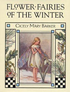 シシリー・メアリー・バーカー 「花の妖精たち 冬」