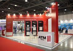 АТМ - Выставочный стенд