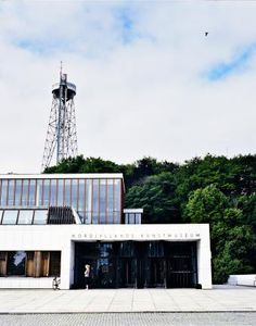 Aalborg's look-out tower & Art Museum Museum Of Modern Art, Art Museum, Aalborg, Odense, Copenhagen Denmark, My Town, Danish, Places Ive Been, Buildings