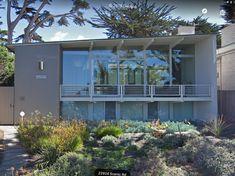 Modern beach house, Carmel.