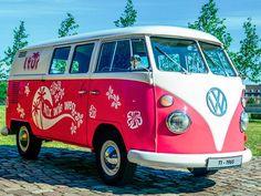 Легендарный фургончик от Volkswagen - ФОТО | MOTOR.DAY.AZ