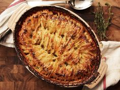 The Food Lab: Hasselback Potato Gratin (These Might be the Best Potatoes Ever)