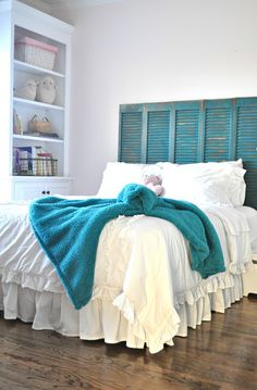 DIY Rustic Headboards – Decorating Your Small Space