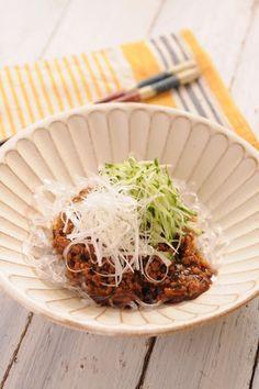 ダイエットジャージャー麺