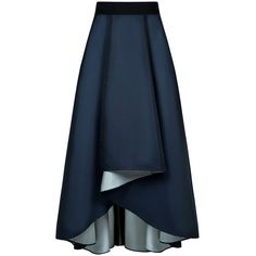 Sachin & Babi - Philip Maxi Full Skirt (2,380 CNY) ❤ liked on Polyvore featuring skirts, bottoms, юбки, blue maxi skirt, long evening skirts, layered maxi skirt, long blue skirt and long blue maxi skirt