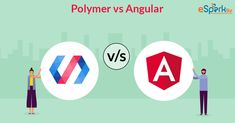 The benefits of AngularJS and Polymer should be considered in this new technology age. There is no ultimate solution as to which of these Polymer JS vs AngularJS (Version 2.0) can be better for developing a web application. However, developers can use them in their app development, depending on their specific requirements. Technology Support, Web Technology, Build An App, Web Application, App Development, Age