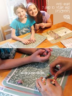 Jewelry Workshop – Kids edition! | VeruDesigns, LLC 10 Year Old, 10 Years, Workshop, Fun, Kids, Jewelry, Design, Fin Fun, Children