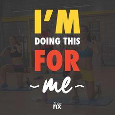 Yes I am! #motivation #fitspo #21dayfix