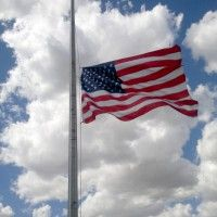 Flags are to be flown at half-staff in Iowa this weekend in honor of Marine Corps Corporal Adam F. Wolff...
