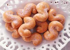 Receita de Biscoitos de Azeite (Beira Alta)   Doces Regionais
