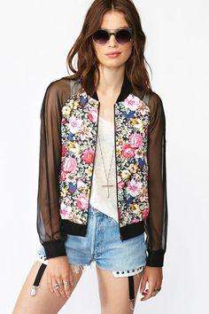 4e91899e23075 Best Bomber Jackets - Stylish Styles Fall 2013