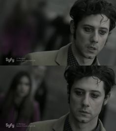 It pains me to see him like this. But fucking get yourself together, Eliot.