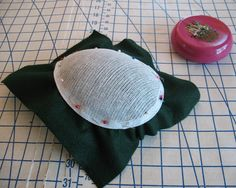 Covering a premade fascinator base tutorial #millinery #judithm #hats