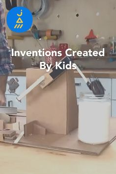 DIY inventions created by kids on JAM.