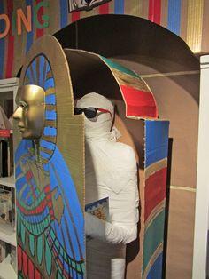 Scholastic Book Fair 2013 Mummy