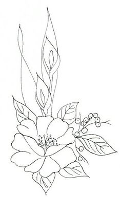 pergamano - Page 13 Hand Embroidery Patterns, Embroidery Stitches, Embroidery Designs, Coloring Books, Coloring Pages, Parchment Design, Parchment Cards, Quilling Patterns, Motif Floral