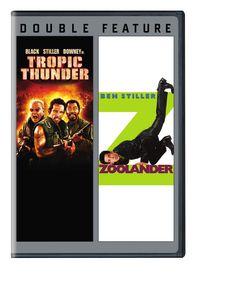 Tropic Thunder/Zoolander
