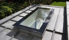 Rooflights, Frameless Roof lights | IQGlass Solutions Limited