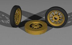 20 Spoke Wheels Computer Model Wooden Toy Wheels, Wooden Wheel, Wood Toys, Handmade Toys, Cars And Motorcycles, Projects To Try, Turning, Garage, Design