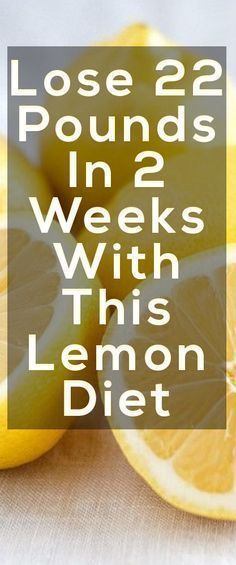 This diet is very simple, but can be hard for some. Every morning drink a mix of lemon juice and water on an empty stomach. This die...