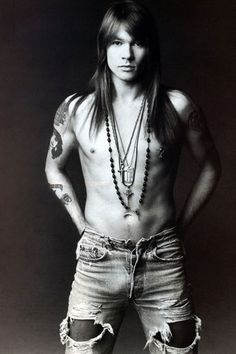 There was a time when this man rocked my world...