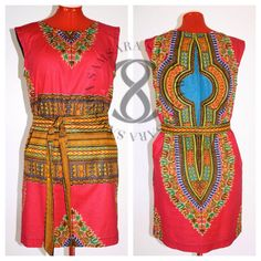 Hey, I found this really awesome Etsy listing at https://www.etsy.com/listing/110904028/dashiki-tribal-african-print-sheath