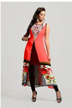 http://www.mangaldeep.co.in/latest-kurties/wonderful-salmon-pink-ready-made-party-wear-kurti-5225 For further inquiry whatsapp or call at +919377222211