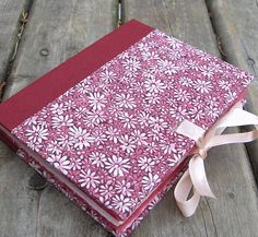 Pink and Pink Handmade Journal...