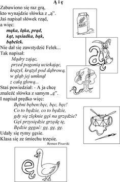 Polish Language, Asd, Bullet Journal, Education, Words, Memes, Therapy, Speech Language Therapy, Literatura