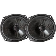 Bocinas Memphis 15-MCX692 de 6x9 pulgadas 120 watts pico