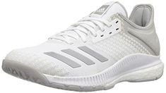 separation shoes edf06 c9bda adidas Originals Womens Crazyflight X 2 Volleyball Shoe