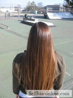 "Awesome I want to sell my hair : Beautifully Thick Shiny Auburn Hair 12"" FRESHLY CUT"